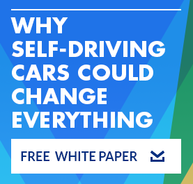 self-driving cars, white paper, invest in innovation, autonomous cars,