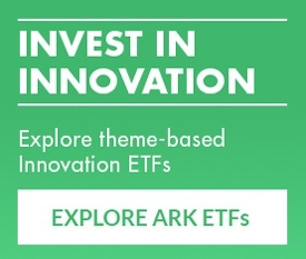 Invest in innovation, theme-based ETFs, thematic ETFs, ARK Innovation ETFs