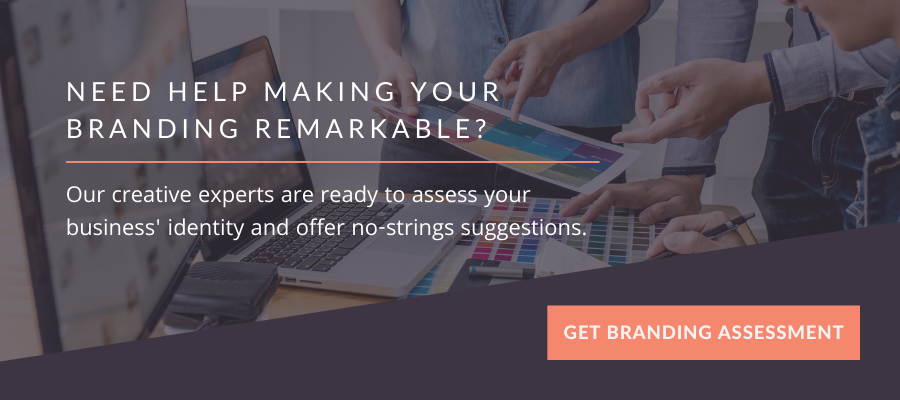 Branding assessment