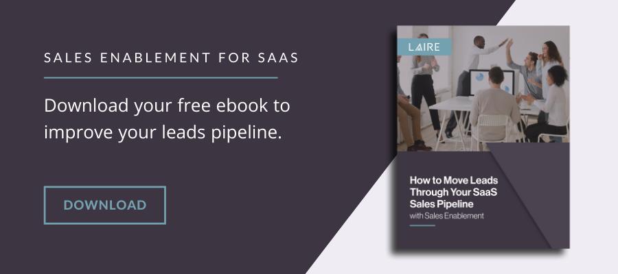 SaaS Sales Enablement
