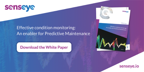 Download Effective condition monitoring: An enabler for Predictive Maintenance white paper