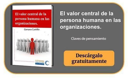 Ebook valor central de la persona Cátedra Carlos Llano