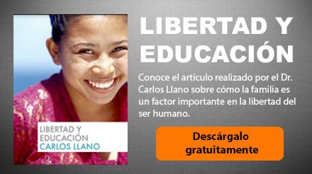 Ebook Libertad y Educación Cátedra Carlos Llano