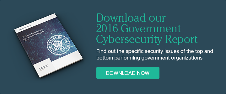 Download our 2016 Government Cybersecurity Report