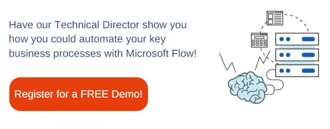 Microsoft Flow Demo