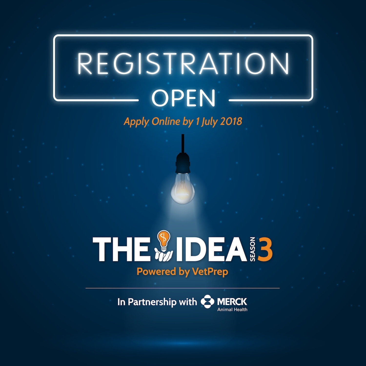 Register for Season 3 of The IDEA