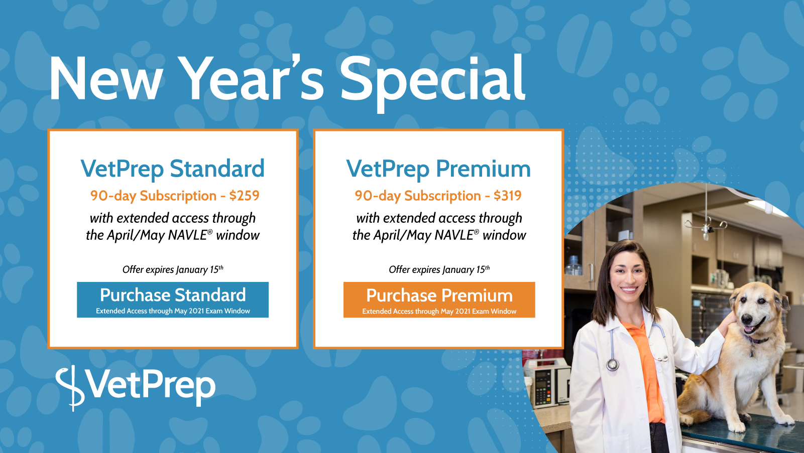 View the New Year's Special and Save!