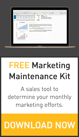 Marketing Maintenance Kit