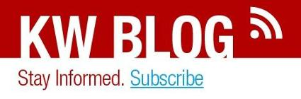 Subscribe to the KW Blog