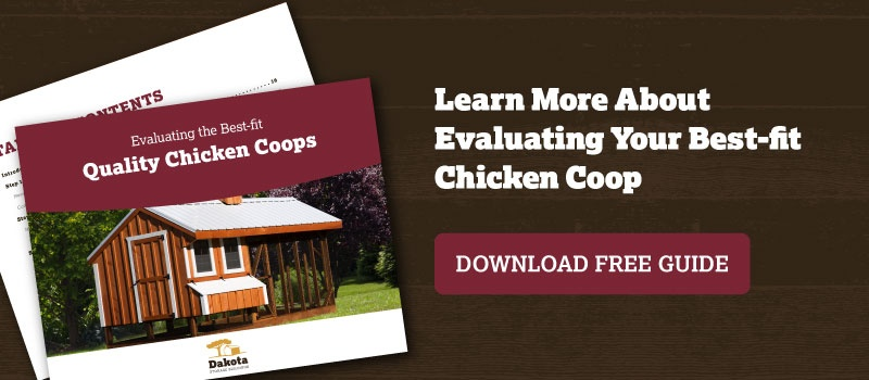 Evaluating the Best-fit Quality Chicken Coops