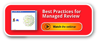 Managed review best practices webinar