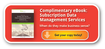 Subscription based data management services eBook