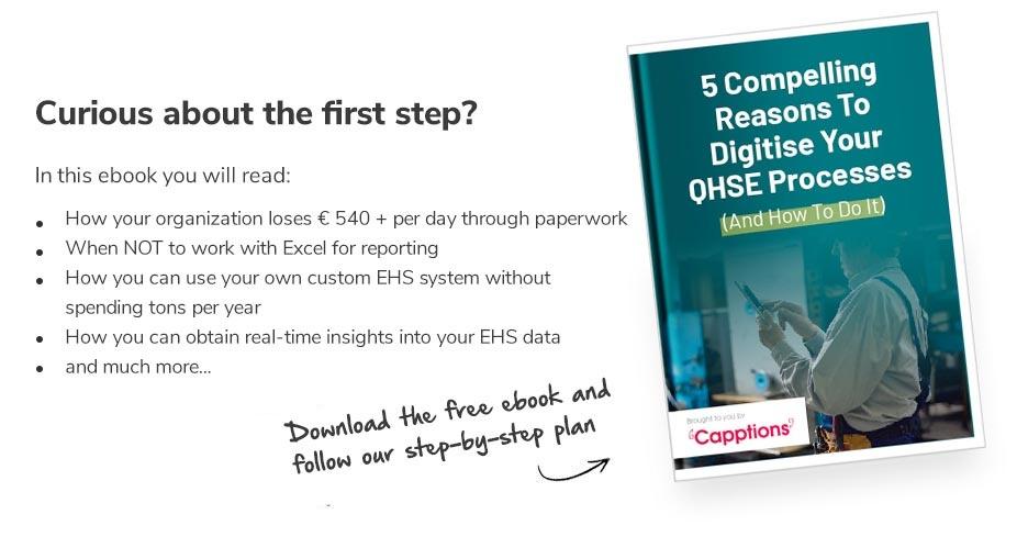 QHSE first steps