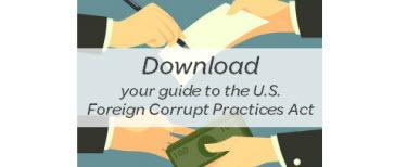 U.S. FCPA Guidelines