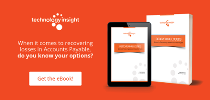 Recovering Losses Options for Recovering Losses in Accounts Payable