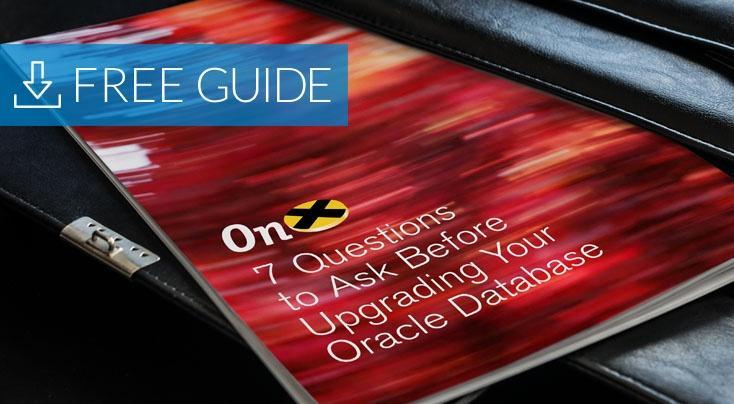 Oracle Database Upgrade