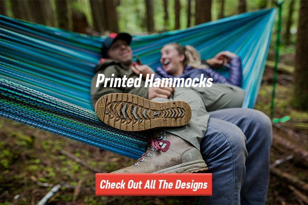 Double Hammock Printed Designs