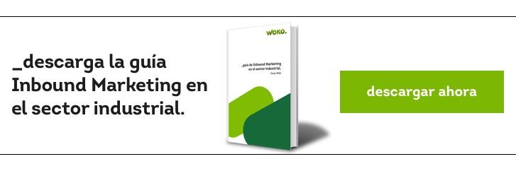 Guía Inbound Marketing sector industrial