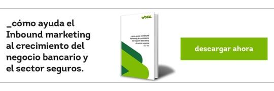 Guía de contenidos para sector bancario