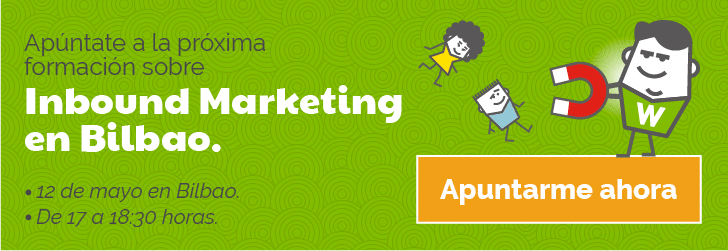 Formación Inbound marketing en Bilbao