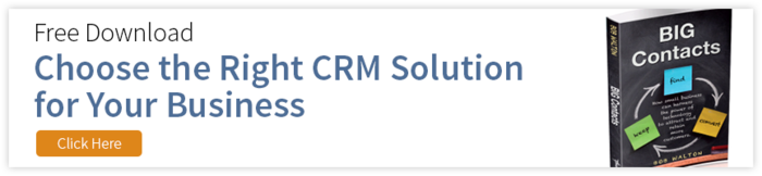 Free Download - Choose the Right CRM Solution for Your Business