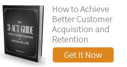 Achieve Customer Acquisition