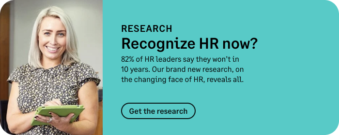 Download our brand new research on the changing face of HR