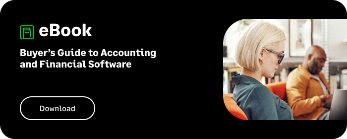 eBook Buyer's Guide to Accounting and Financial Software