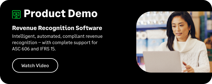 Revenue Recognition Software Demo
