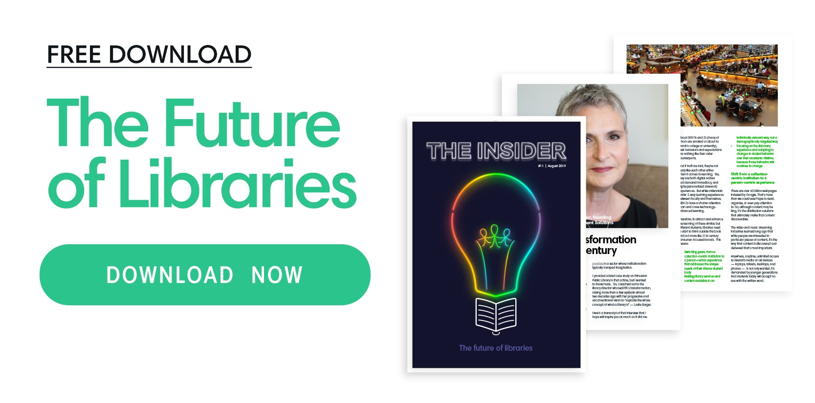 Download The Future of Libraries