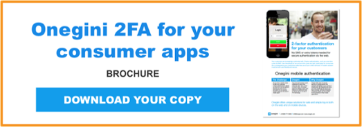 two-factor authentication for mobile consumer apps brochure