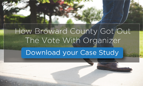 How Broward County Got Out the Vote With Organizer