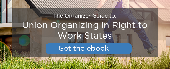 Get the Union Organizing in Right to Work States ebook