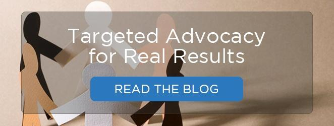 Targeted Advocacy Blog