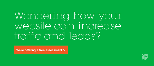 Get your free inbound marketing assessment.