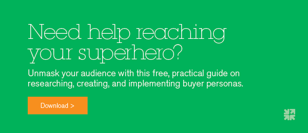 Free Buyer Persona eGuide Download