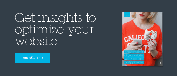 Need help with your digital strategy? Download our free ebook on website design.
