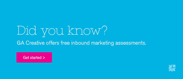 Get your free inbound marketing assessment.