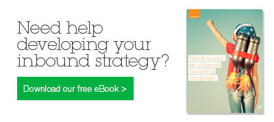 Need help developing your inbound strategy?