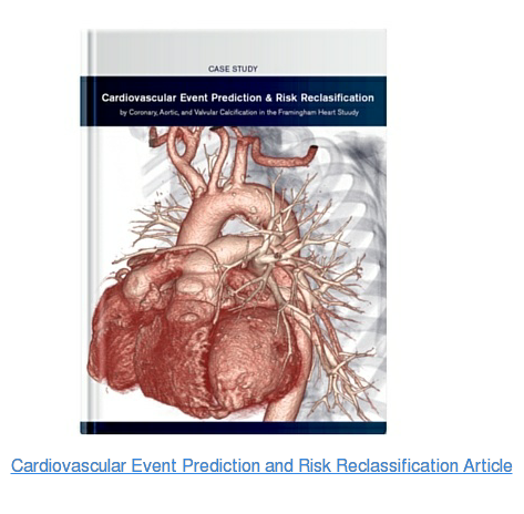 Cardiovascular Event Prediction and Risk Reclassification Article