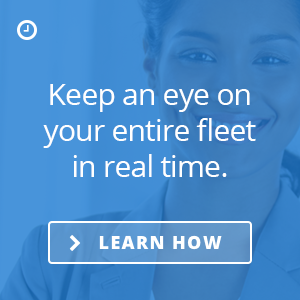 Keep an eye on your entire fleet in real time