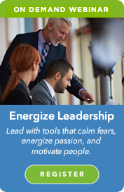 CeG On Demand Webinar: Energize Leadership