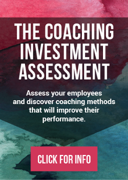 The Coaching Investment Assessment