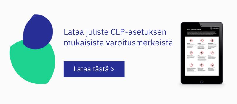 Lataa opas: CLP-merkinnät