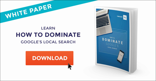 FREE WHITE PAPER: Learn How to Dominate Google's Local Search