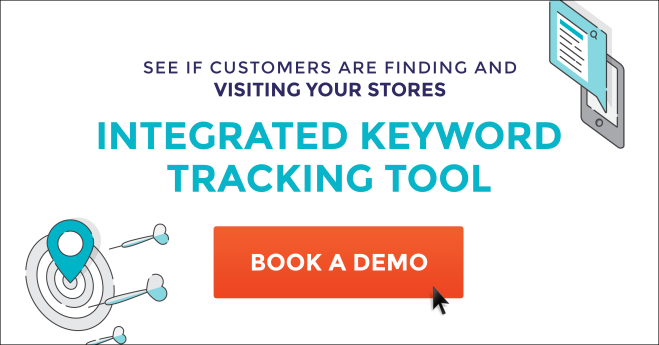 BOOK A DEMO: See if your customers are finding and visiting your stores