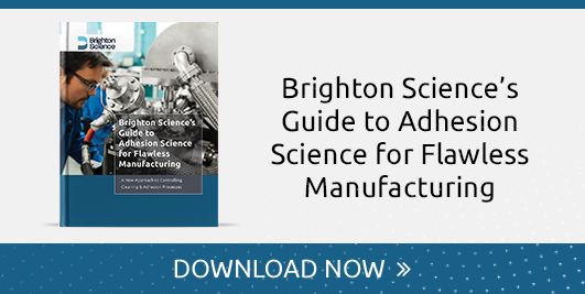 BTG Labs' Guide to Adhesion Science for Flawless Manufacturing