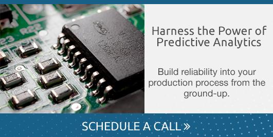 预测分析 - 可靠 - 电子制造