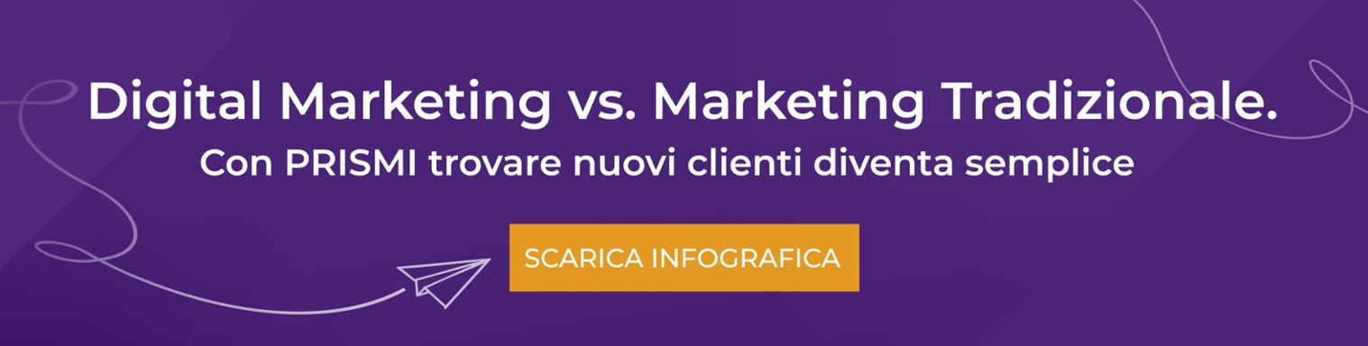 Digital Marketing e Marketing Tradizionale