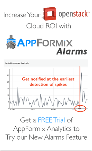 Get a FREE Trial of AppFormix Analytics and try our new alerting feature.